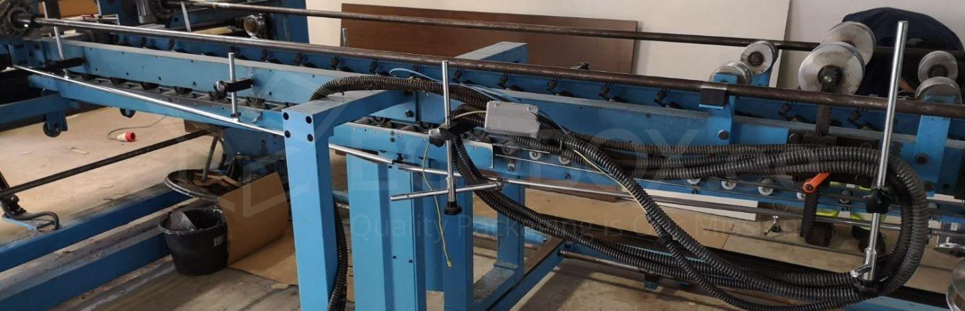 MTC 2000 y.p. 1995 automatic folder gluer