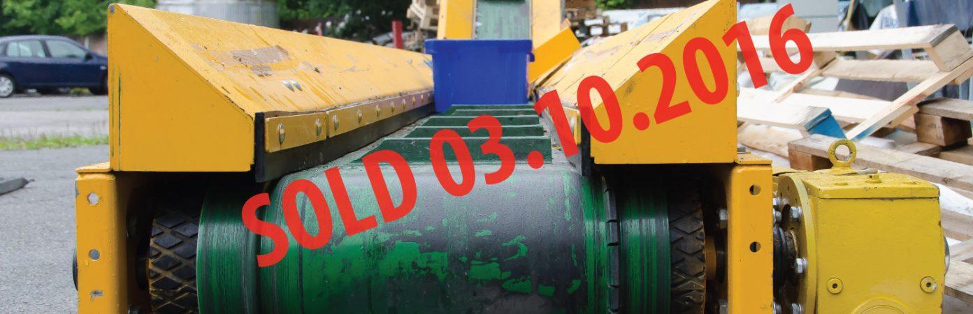 Westeria Waste Conveyor